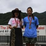 <耶馬渓 最終日>全日本選手権大会&Wake Series ファイナル リザルト