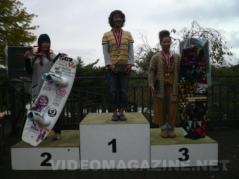KYUSYUWAKEBOARD FESTIVAL S.10 瀬板の森CUP 24日 結果