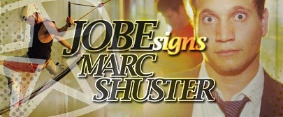 Marc ShusterがJOBEに移籍!!
