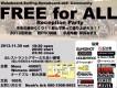 イベント:FREE for ALL