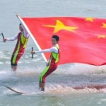 IWWF WAKEBOARD WORLD CUPが中国 LINYIで開催