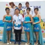 Toshiki Yasui is Asian Beach Games Champion