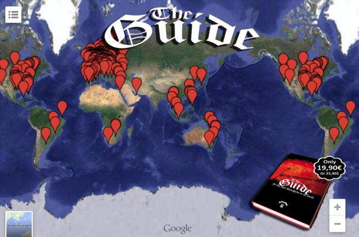 世界のケーブルガイドブック【THE GUIDE】