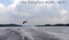 2015 Indonesia Open Wakeboard Men Final/ムービーUP