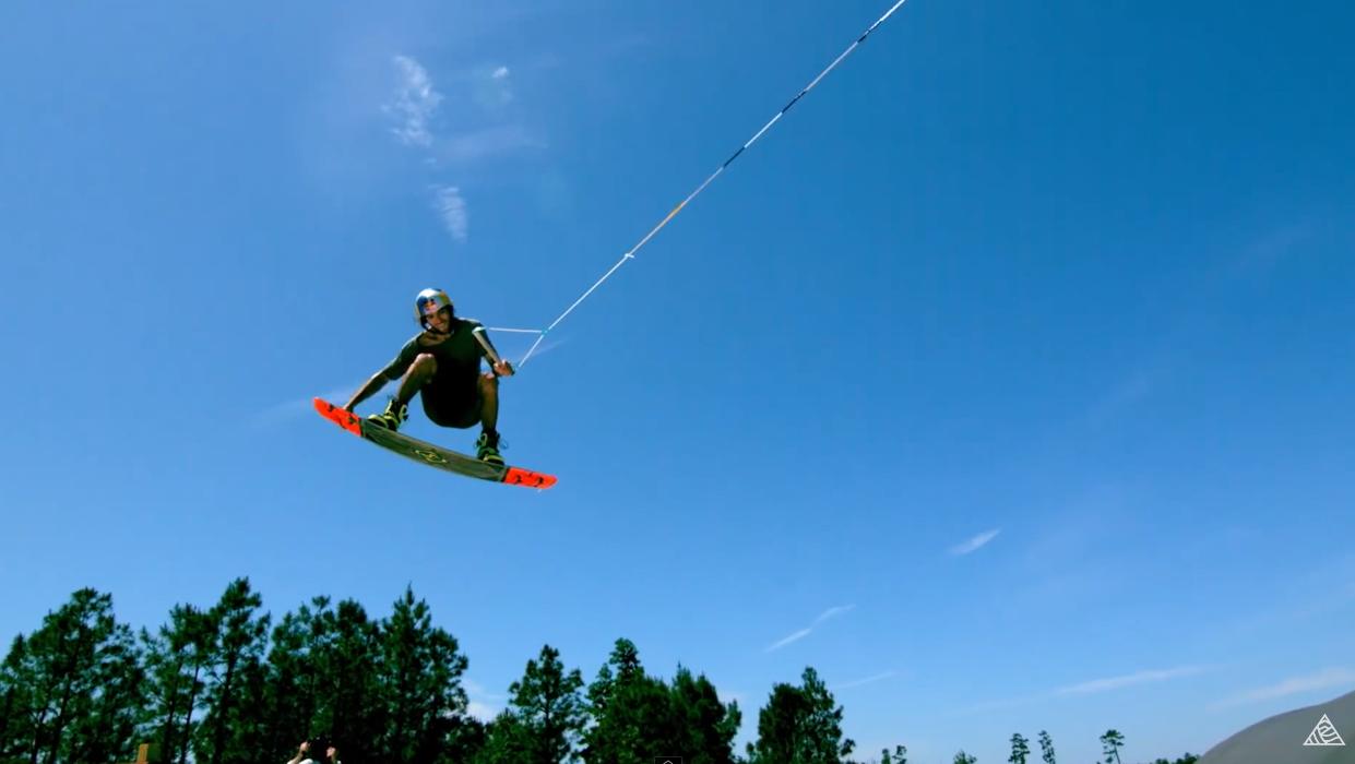 ウェイクボード史上最高峰の映像美 【PRIME】