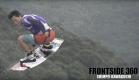 スーパースローでのFRONTSIDE360【ウェイクボードONEトリック】川口慎平