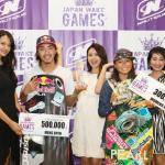 JAPAN WAKE GAMES芦屋 リザルト&MOVIE UP!