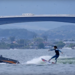 The First Japan WAKE SURF National Competition