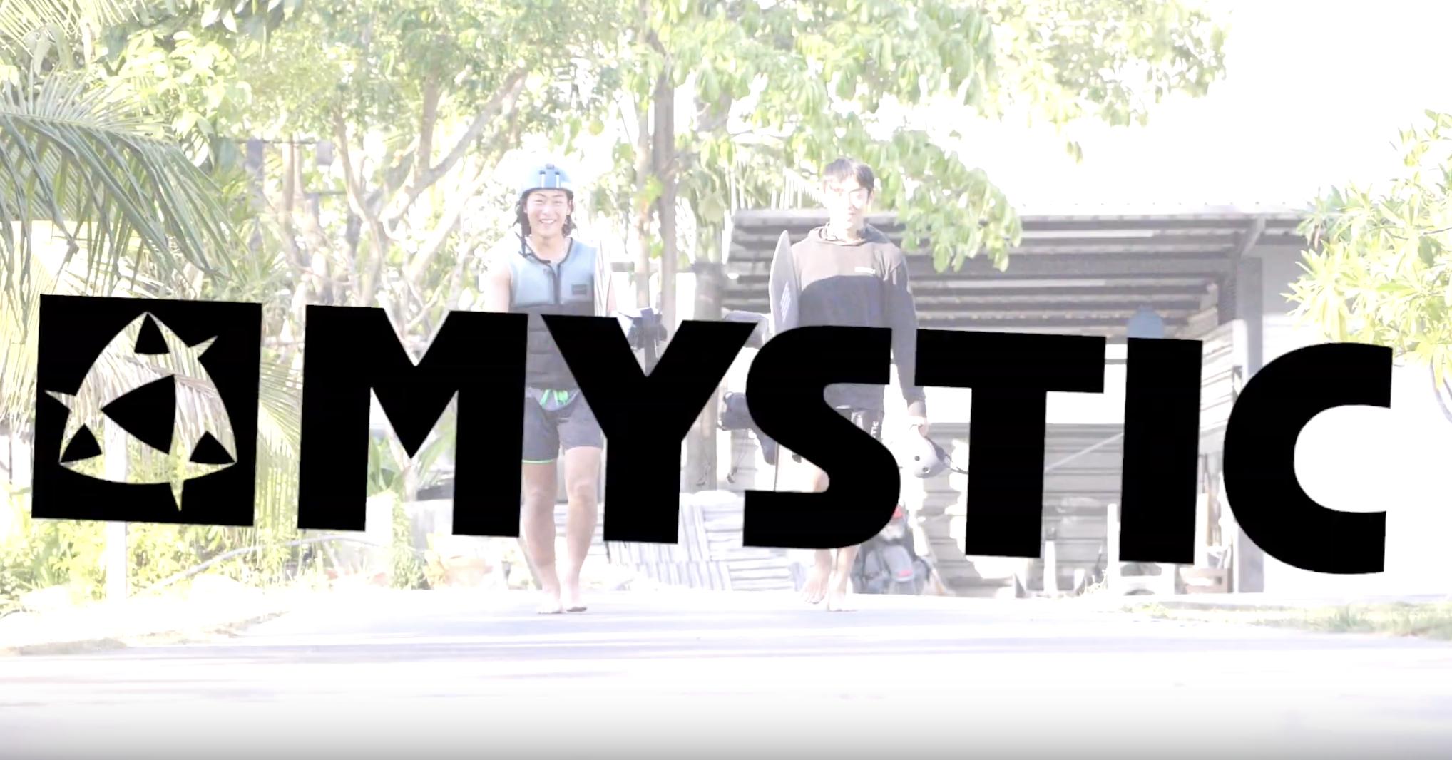 MYSTICセッション! @THAI WAKE PARK